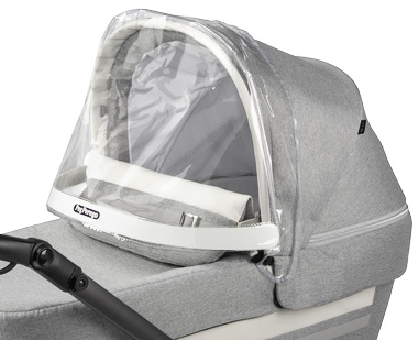 Visor Stroller and Bassinet